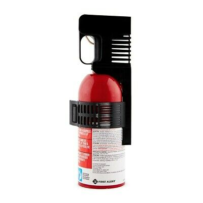 Fire Extinguisher Car Mount Kit Auto Home Safety W Bracket Straps Vehicle Truck