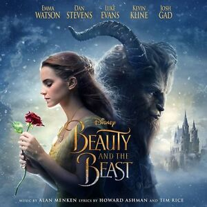 BEAUTY AND THE BEAST SOUNDTRACK CD ALBUM