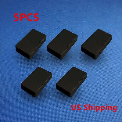5pcs 100x60x25mm Diy Plastic Electronic Project Box Enclosure Instrument