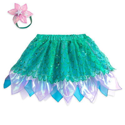 Disney Store Little Mermaid Ariel Tutu for Tweens Sz: 11/12 Dress up set NWT for sale  Richmond