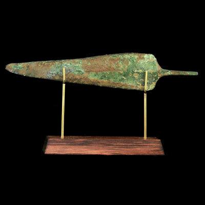 Luristan bronze dagger blade y3142