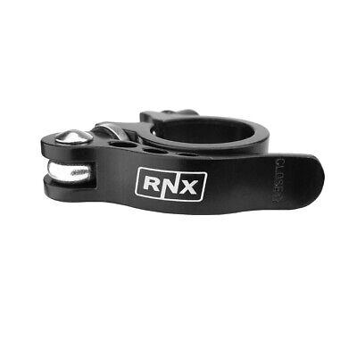 S/&M Xlt Seat Clamp Black 26.8mm