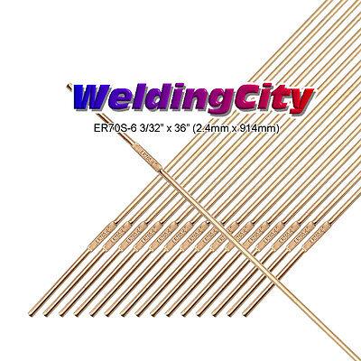 Weldingcity 5-lb Er70s-6 Mild Steel Tig Welding Filler Rod 332x36 5-lb