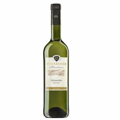 Durbacher Plauelrain Scheurebe Spätlese Wein Weißwein