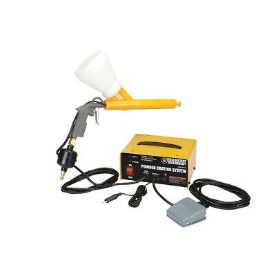 Standard Powder Coating System Tool Electrostatic Paint Gun 10-30 Psi 120v New
