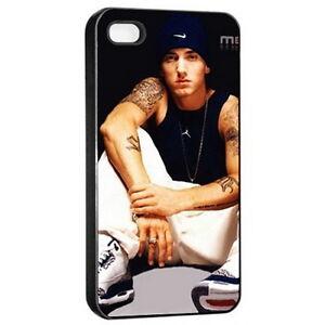 Celebrites-Usher-Eminem-Apple-iPhone-4-4s-Seamless-Case-Cover-Black-NEW-Gift