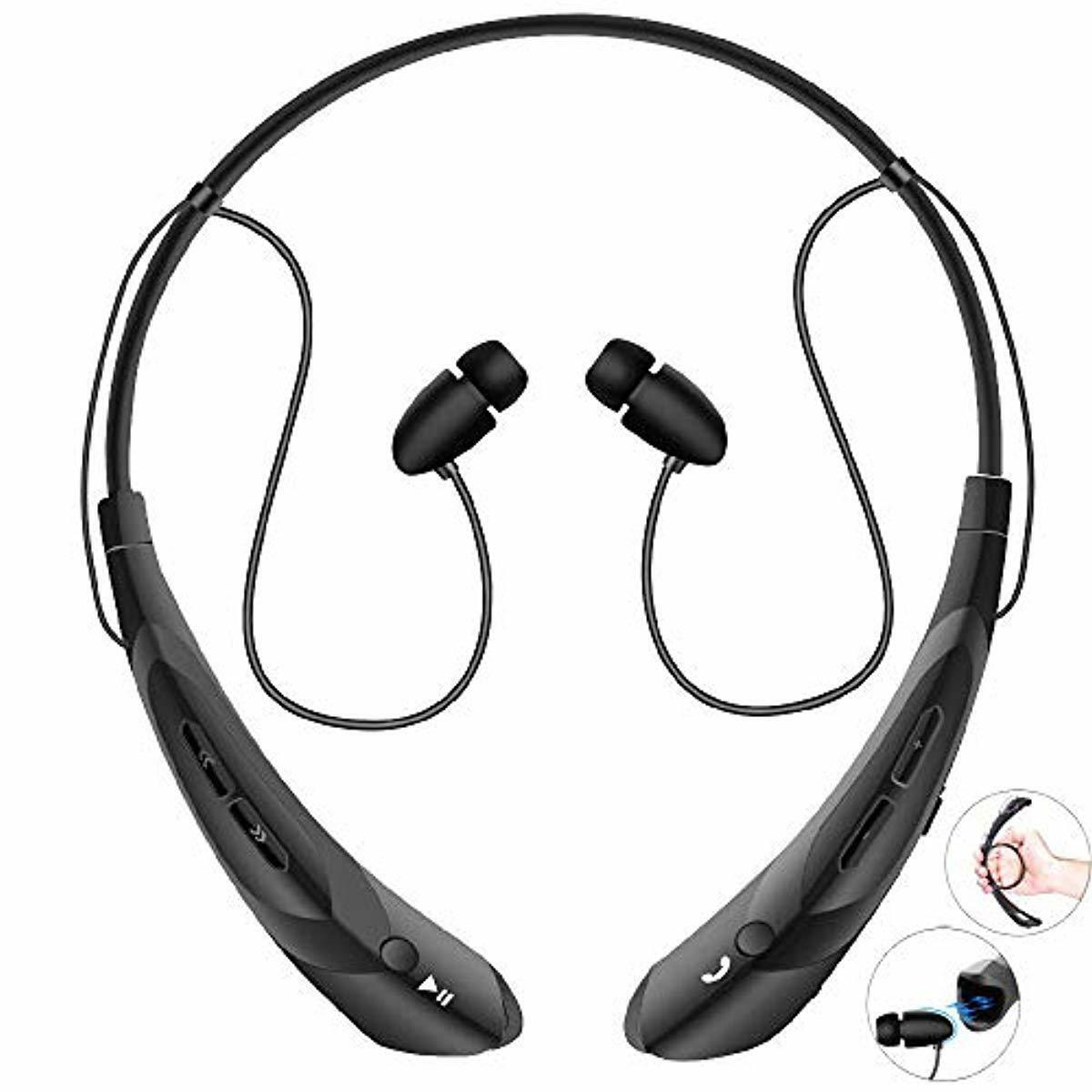 Auricular Bluetooth Auriculares Auriculares Inalambrico Deportivos Estereo Para Iphone Samsung Lg Ebay
