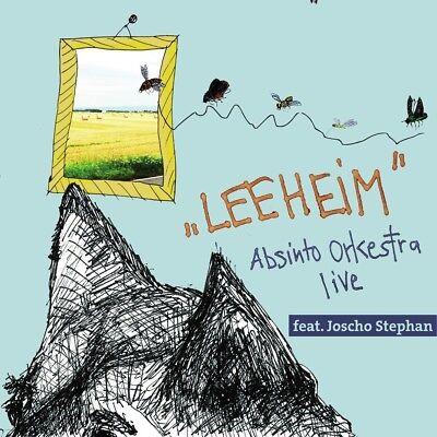 ABSINTO ORKESTRA - LEEHEIM CD NEU