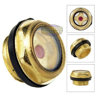 12 Puma Air Compressor Oil Sight Glass Gasket Oem Replacement New 2303021b