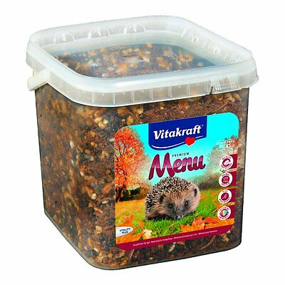 VITAKRAFT Alimentación Del Erizo 2,5kg - Comida Seca Para - Animales Salvajes