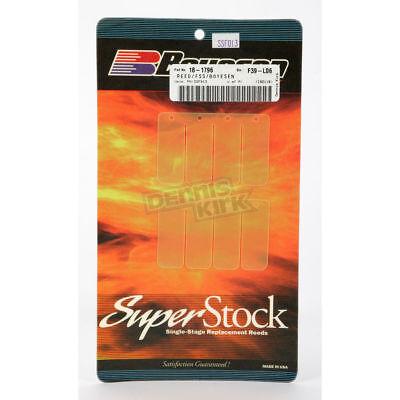 New Boyesen Super Stock Power Reeds Kawasaki KX500 1986-2004