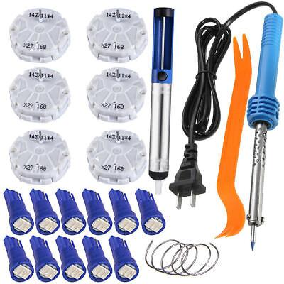 GMC GM Gauge Instrument Cluster Repair Kit Stepper Motor Tool Bulbs X27 168