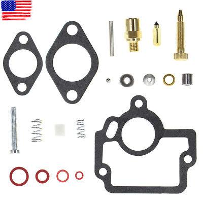 Carburetor Repair Rebuild Kit For Ih International Harvester Carb 50981 50981dc