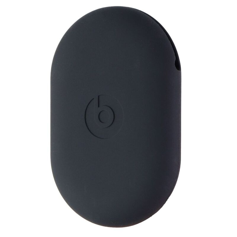 OEM Beats by Dre Rubber Pouch Sleeve Case for Beats X - Black