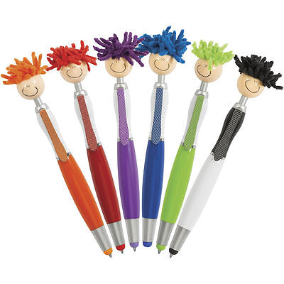 Stylus Pen Set of 7 Mop Topper MopTopper All in One Screen Cleaner Microfiber