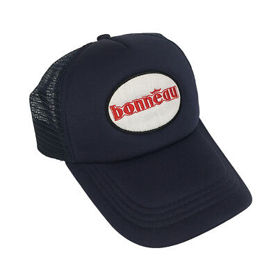 Lincoln Hawk Bonneau Trucker Cap Over The Top Sylvester Stallone Navy Blue Hat](Navy Blue Top Hat)