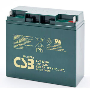 CSB-EVX-12170-Cyclic-Sealed-Lead-Acid-Battery-12V-17Ah-EVX12170-SLA