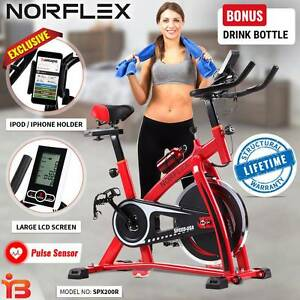 Buy Spin Bike for Indoor Workout Gym Cycling Fairfield Fairfield Area Preview