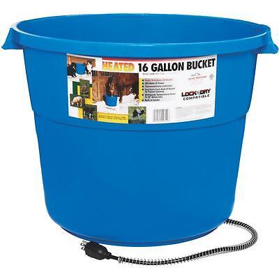 API 16Gal Heated Bucket