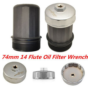 Mercedes oil filter wrench ebay for Mercedes benz oil filter cap wrench