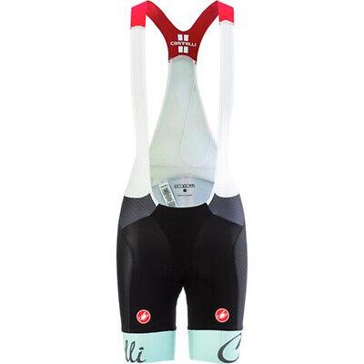 Castelli Free Aero Race Women's Bib Shorts Glacier Lake  Free Aero Race