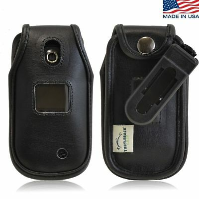Turtleback Premium Leather Fitted Case Rotating Belt Clip for LG Revere 3 VN170