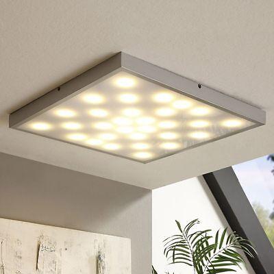 LED Wandlampe Deckenlampe Lampe Schlafzimmer Spiel Kinderzimmer Weiß 50x50 D41-2