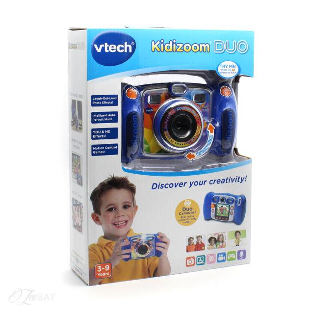 New VTech Kidizoom Duo Camera Blue