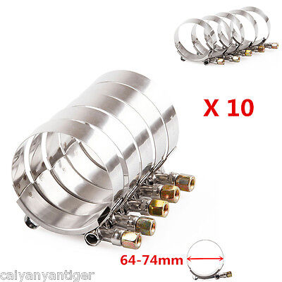 Stainless Steel 10pcs 2.5