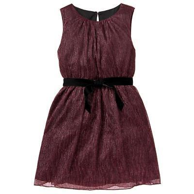 NWT Gymboree Winter Star Sparkle Pleated Dress Girls 4,5,6,7,8,10