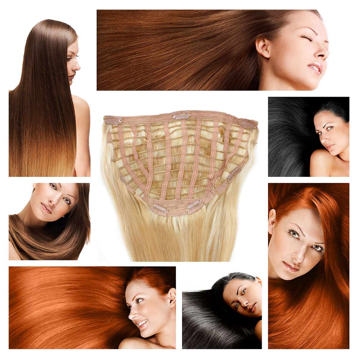 Haarteile Echthaar Zopf Test Vergleich Haarteile Echthaar Zopf