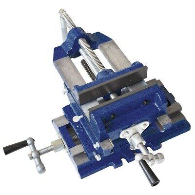 6 Cross Slide Vise For Drill Press Milling 3axis Sliding Mill Hd