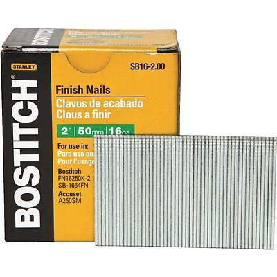 "Bostitch 2"" 16Ga Finish Nail"