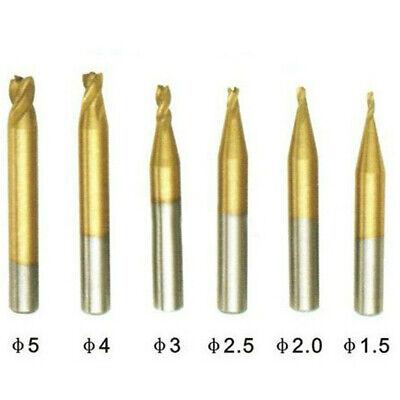 1.0-5.0mm Hss Twist Drill Bit Cutter Locksmith Tools For Key Cutting Machine