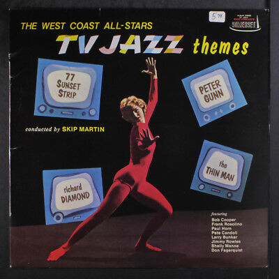 Couple Themes (VIDEO ALL-STARS: Tv Jazz Themes LP (couple sm cover creases, sm toc, tiny)
