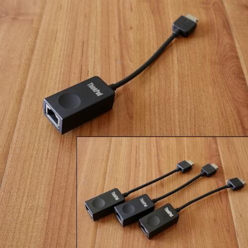 Original RJ45 Adapter Dongle Cable 01YU026 Lenovo Thinkpad X280 X1 Carbon 6th