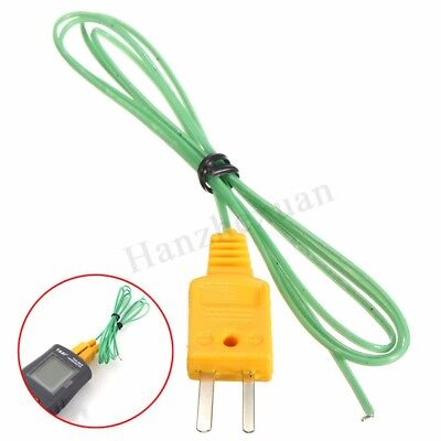 K-type Thermocouple Wire Digital Thermometer Temperature Sensor Probe