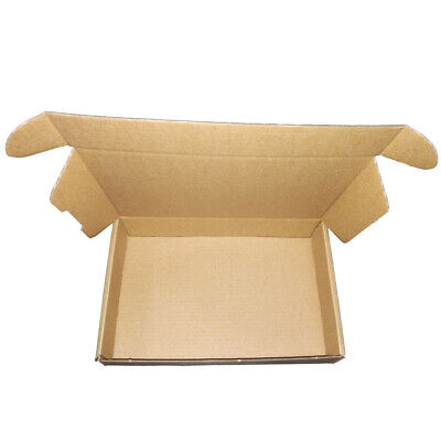 7pcs Folding Boxes Cardboard Mailing Cartons Small Packaging Shipping 8 X 5