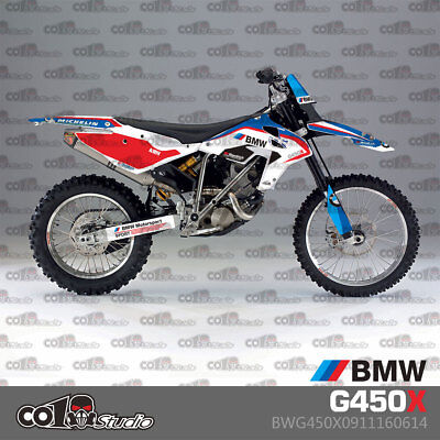 GRAPHICS DECALS STICKERS FULL KIT FOR BMW G450X 2009-2011 for sale  Shipping to South Africa