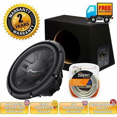 CAR SUBWOOFER WITH BUILT IN AMPLIFIER.