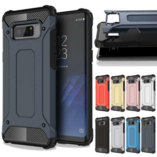 Heavy Duty Shockproof Rugged Hard Case Cover For Samsung Gal