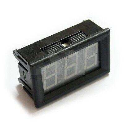 0.56 Yellow Led Digital Dc Ammeter Amp Mini Current Panel Meter Dc 0-10a