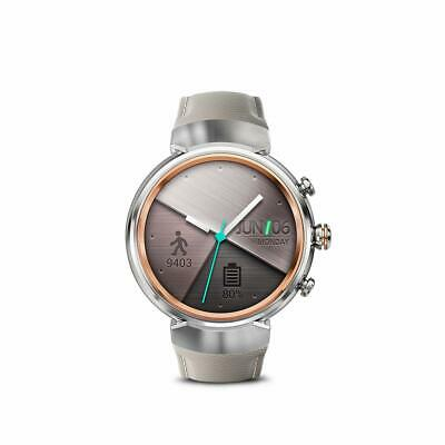 "Asus ZenWatch 3 WI503Q-SL-BG AMOLED 1.39"" Smart watch WiFi Beige Leather 316L comprar usado  Enviando para Brazil"