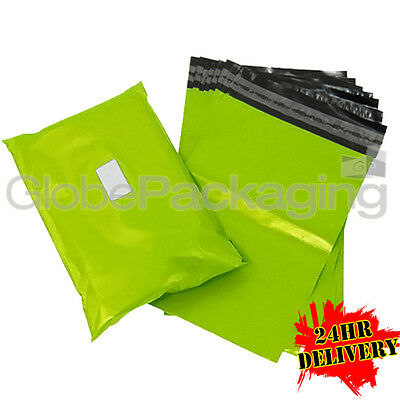5000 x Strong NEON GREEN 10x14