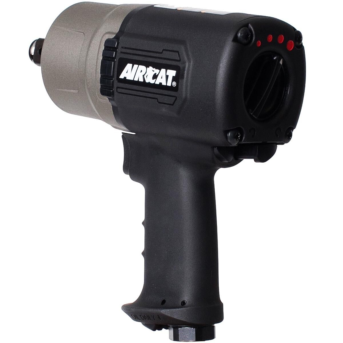 """AirCat 1770-XL 3/4"""" Super Duty Composite Impact Wrench with FREE SHIPPING!!!"""