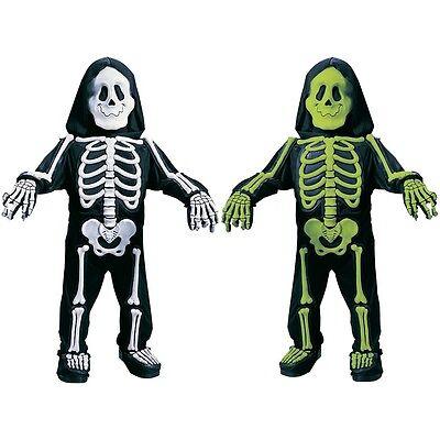 Skeleton Costume Toddler Kids Halloween Fancy Dress (Skeleton Halloween Dress)