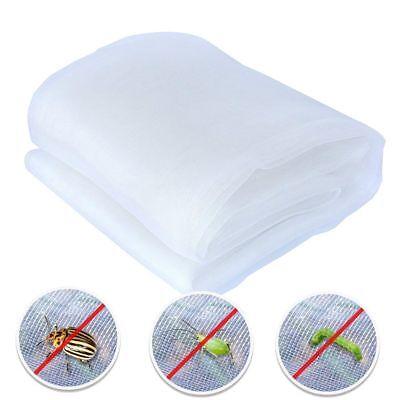 Vegetable Garden Netting ( 6.5*15FT Garden Mosquito/insect Barrier Netting Mesh for Protecting)
