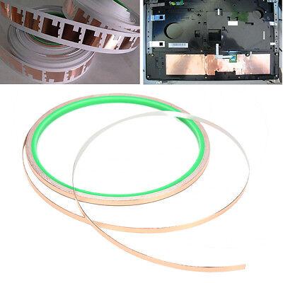 18 X 10ft Copper Foil Tape Emi Shielding Heat Resistance Conduct