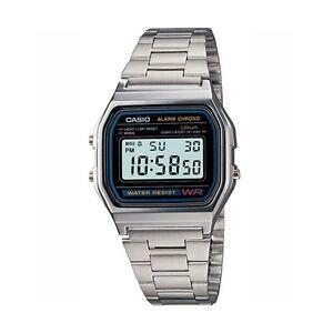0006b86a0278 Casio A158WA-1 Wrist Watch for Men for sale online