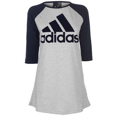 adidas Damen T-Shirt T shirt Tshirt Kurzarm Top Jogging Fitness 3187